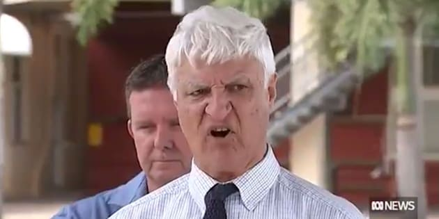 Bob Katter's weird response to same-sex marriage vote