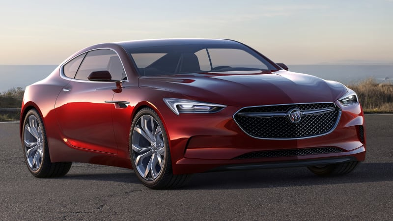 buick avista concept is 39 buildable 39 but not a priority autoblog. Black Bedroom Furniture Sets. Home Design Ideas