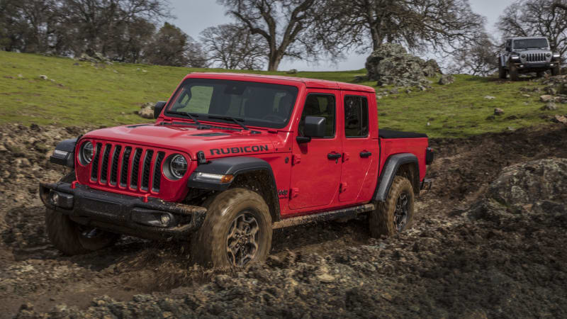 2020 Jeep Gladiator marked up at dealers, $10,000-$20,000