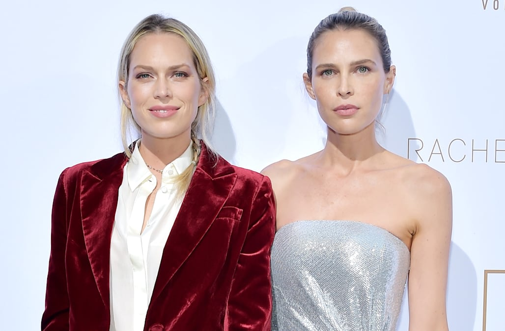 Erin and Sara Foster talk tech and fashion: Bumble, Instagram and