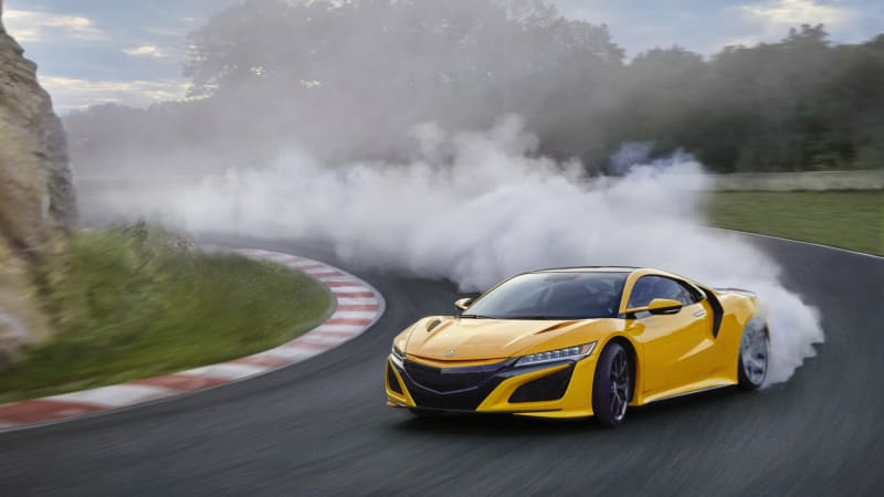 2020 Acura NSX leads this month s list of discounts