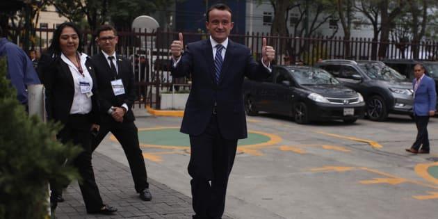 Mikel Arriola.