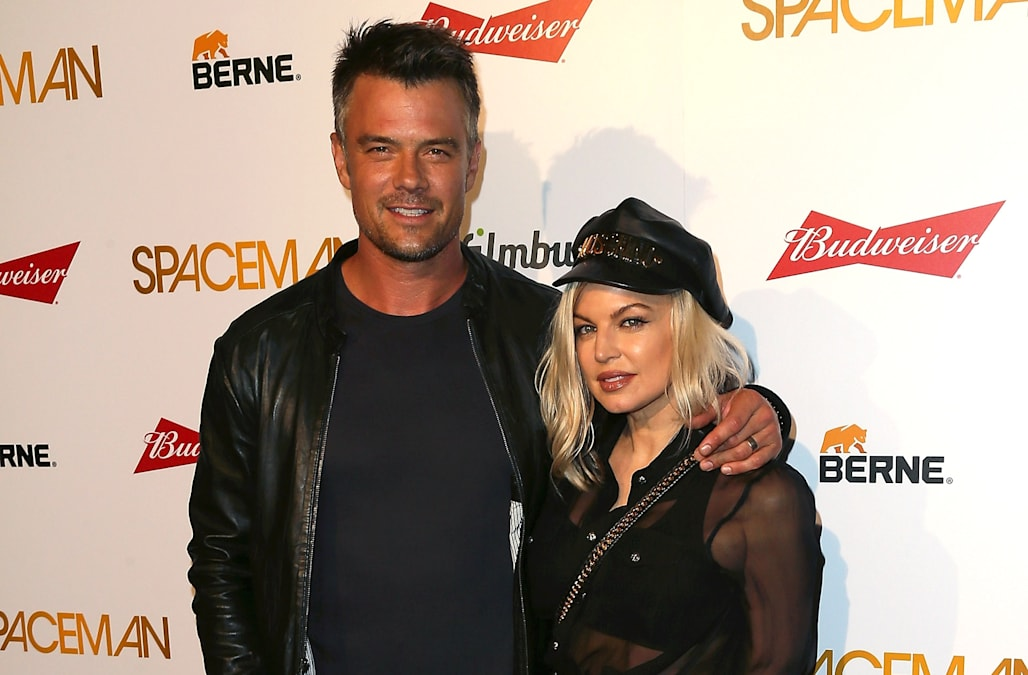 fergie and josh duhamel split after 8 years of marriage