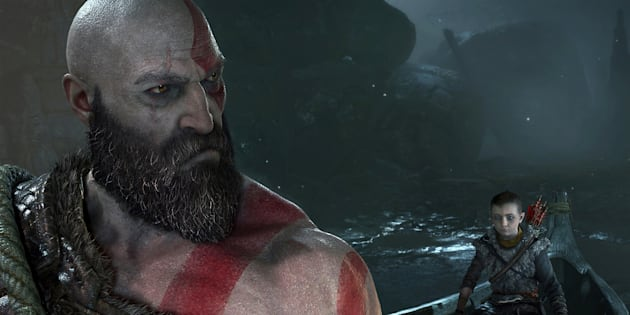 Em 'God of War', o guerreiro Kratos é levado ao mundo da mitologia nórdica.