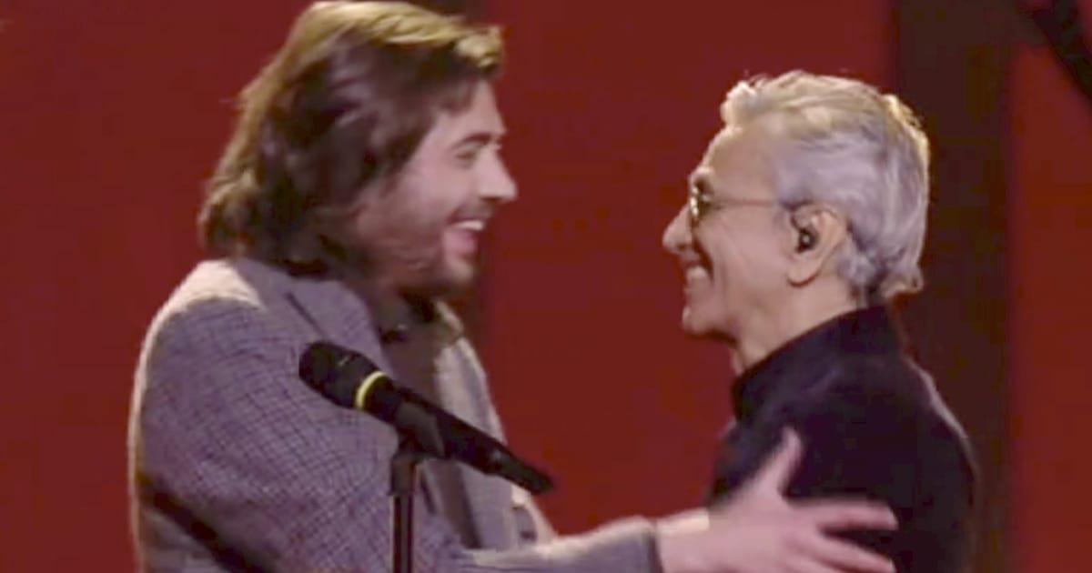 Salvador Sobral Emociona En Su Regreso A Eurovisión El Huffington Post