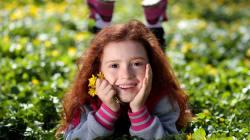 Cómo criar a un niño optimista en un mundo