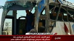 Au moins 28 morts dans l'attaque d'un bus transportant des chrétiens en