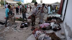 Suicide Bomber Kills At Least 40 Yemeni Troops In