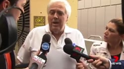 Clive Palmer Fronts Court To Answer Questions Over Nephew's