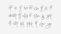 This Crazy Gorgeous Font Evolves As You Type With