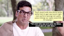 10 Times Akshay Kumar Showed He Can Take Criticism On His Chin Like A True