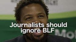 Malema Says Journalists Should Not Be Threatened By BLF's 'Clownish'