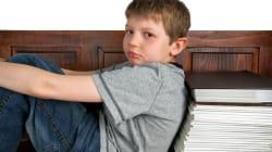 Deja que tus hijos NO hagan la tarea (o que la hagan como