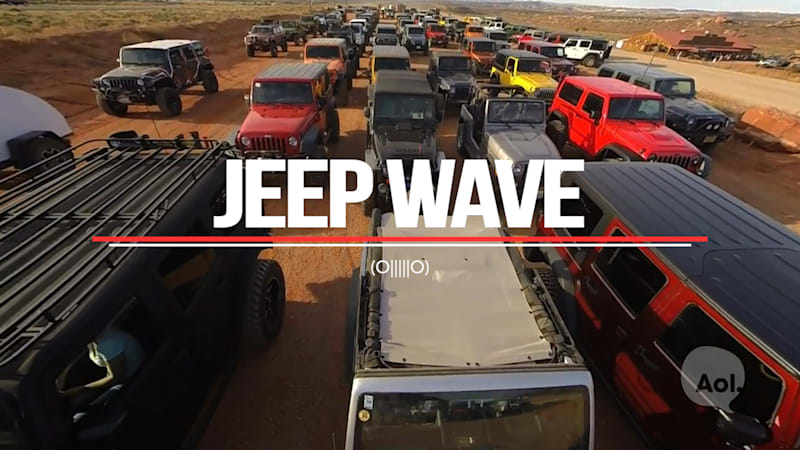 The origins of the Jeep Wave | The Exposition