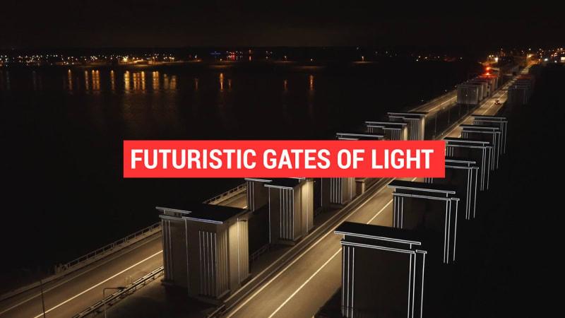 Dutch drivers enter the futuristic