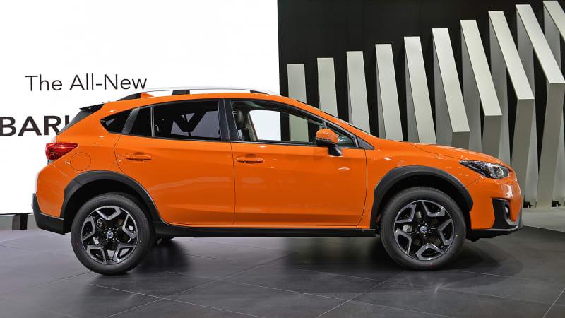 Subaru PHEV possible next year, pure EV in 2021