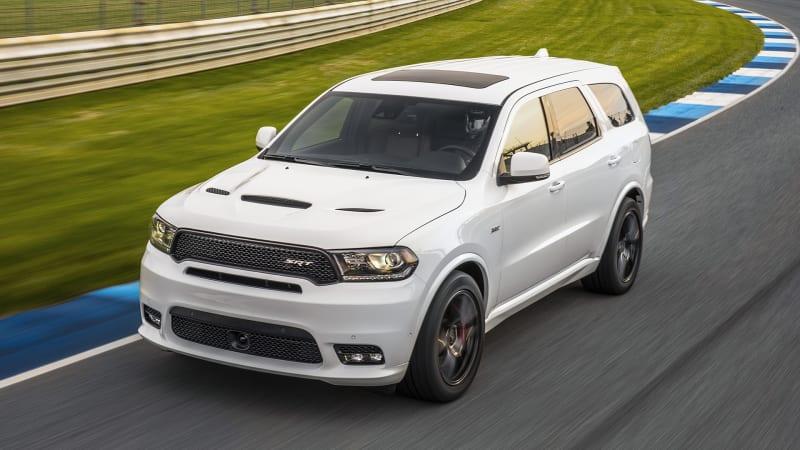 Dodge Durango Srt Vs Jeep Grand Cherokee Which Should You Autoblog