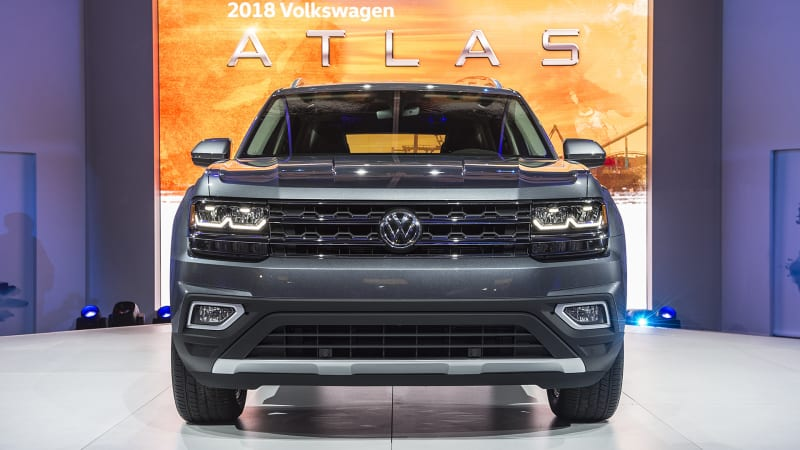 vw atlas base price  start   autoblog
