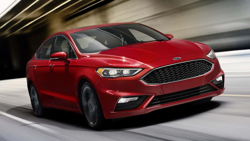 Ford Ceo Jim Hackett Gives Us A Hint The Fusion Has No Future Autoblog