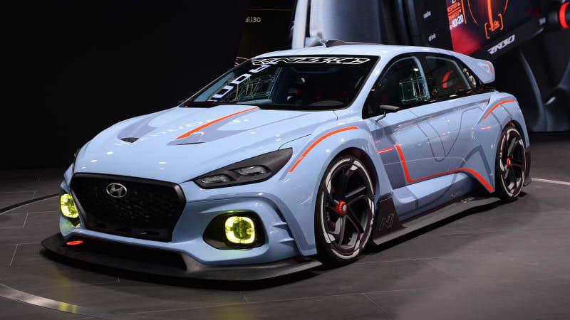 Hyundai Rm16 >> Hyundai's first N-performance car is hidden under the RN30 concept - Autoblog