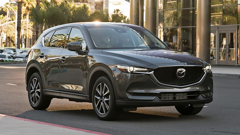 sweating the small stuff 2017 mazda cx 5 first drive. Black Bedroom Furniture Sets. Home Design Ideas