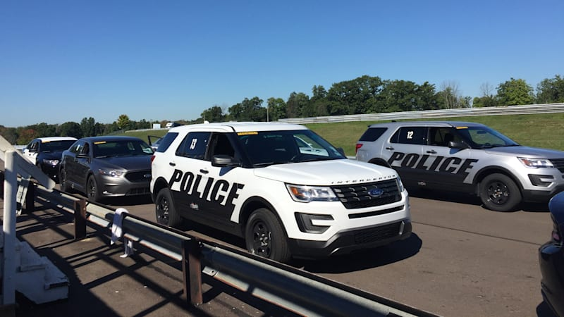 Ford Police Vehicles >> Ford Police Interceptors Dominate Michigan State Police