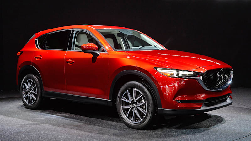 Mazda's mission for the 2017 CX-5: Smooth out the NVH | Autoblog