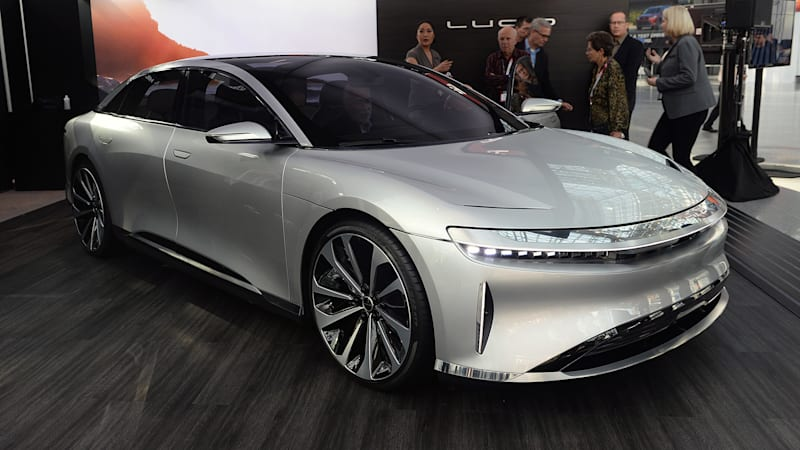 Lucid Motors reportedly wants Ford to buy it