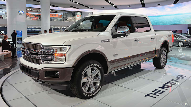 Ford Motor Co Says It Will Halt Production Of Its Top Selling F  And Super Duty Pickup Trucks At Several Of Its U S Plants Where They Are Built