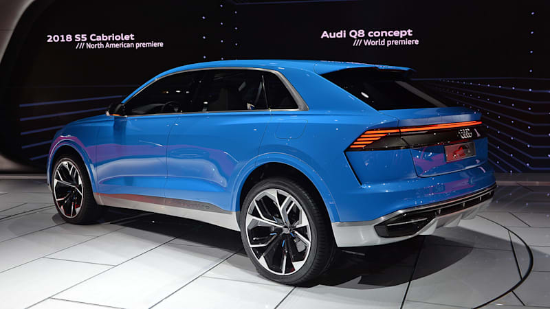 Audi Plans Three Electric Vehicles By 2020 Autoblog