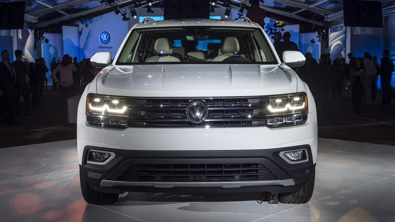 Vw Could Be Bringing A Pickup Concept To The New York Auto Show