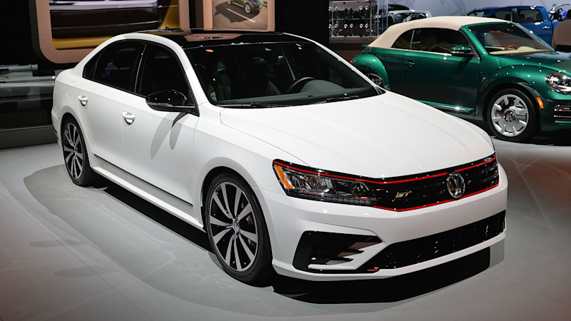 Volkswagen will make the Passat GT a reality