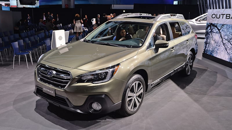 2018 subaru legacy sport. plain subaru the midsize subaru legacy and outback get a host of new updates for 2018  both models revised styling inside out additionally both some  to 2018 subaru legacy sport l