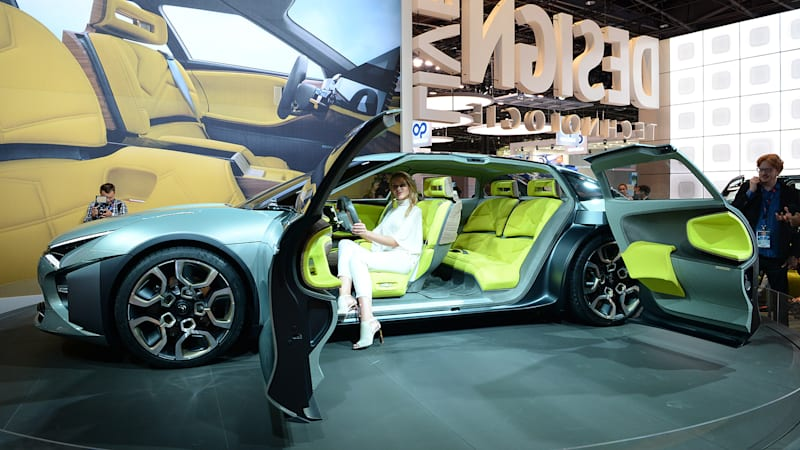 citroen created a station wagon concept with sound bubbles autoblog. Black Bedroom Furniture Sets. Home Design Ideas