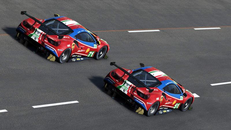 Ferrari вернется в высший дивизион Ле-Мана с гиперкаром в 2023 году