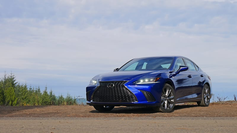 2019 Lexus ES 350 F Sport Quick Spin Review