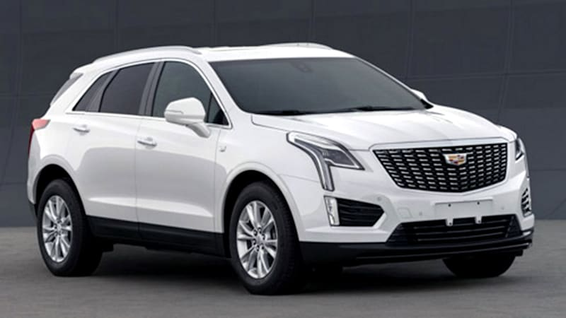 2020 Cadillac XT4 Redesign, Specs, And Price >> 2020 Cadillac Xt5 Leaked Photos And Information About Model Refresh