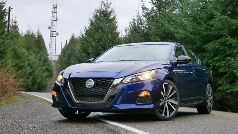 2019 Nissan Altima SR Review