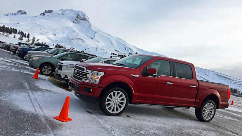 2019 Ford F-150 Limited Second Drive Review
