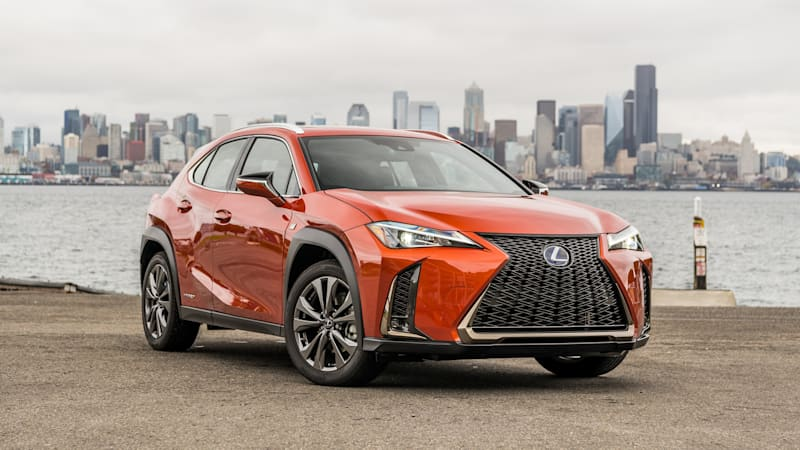 2019 Lexus UX Review and Buying Guide
