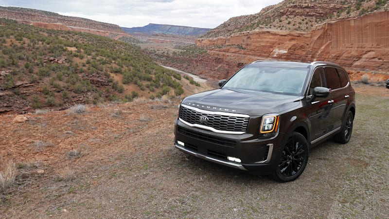 2020 Kia Telluride Reviews | Price, specs, features and photos