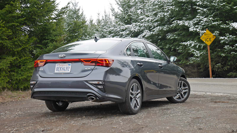 2019 Kia Forte Second Drive Review