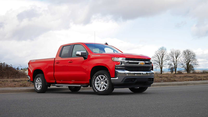 2019 Chevrolet Silverado Review