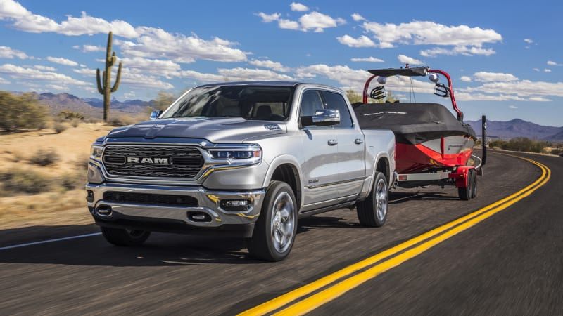 2019 Ram 1500 Review and Buying Guide
