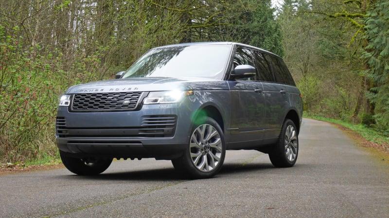 2020 Range Rover P400e Review