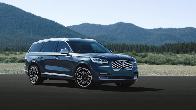 2020 Lincoln Aviator Reviews | Price, specs, features and photos