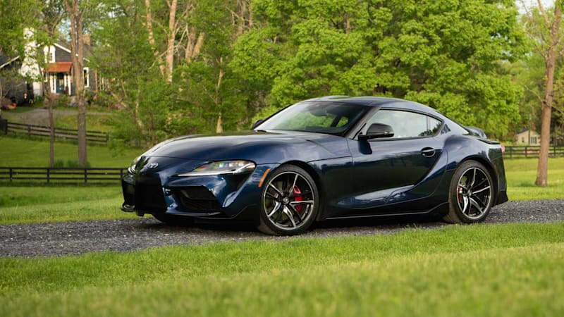 Twice tested, the new Toyota Supra makes more horsepower than listed