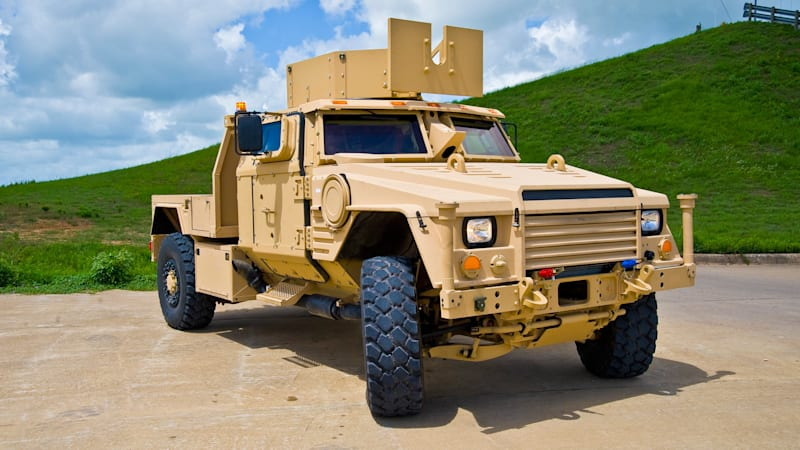 Lockheed Martin protests Army's decision on Humvee replacement ...