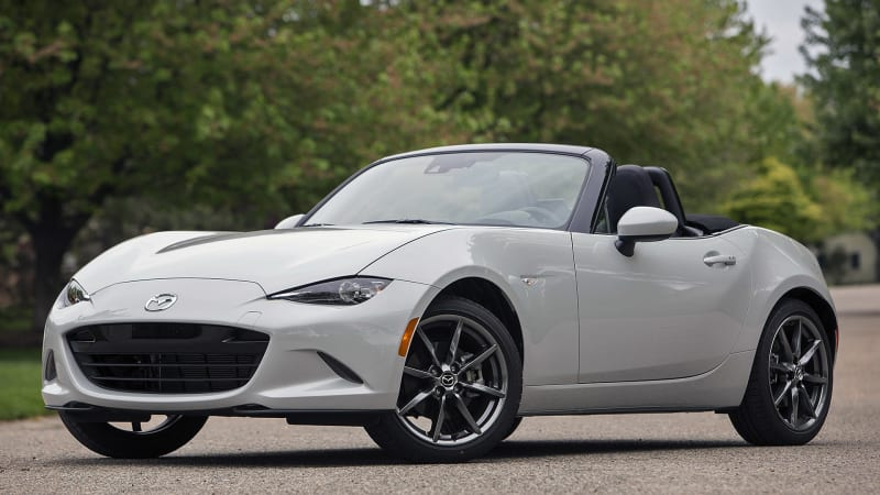 2019 Mazda MX-5 Miata horsepower increase and engine changes. - Autoblog