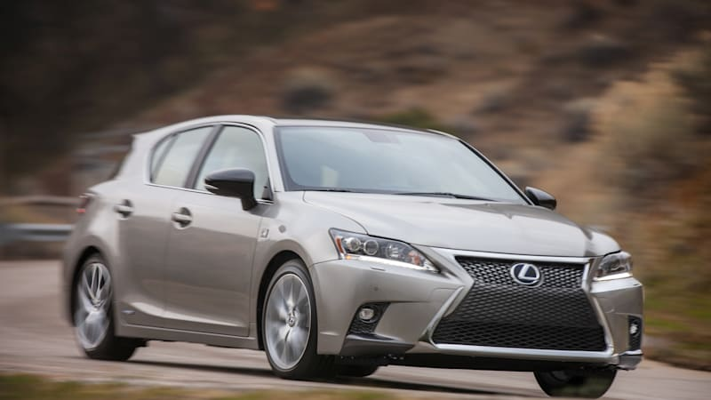 Lexus Long Term Goal Is To Boost Global Hybrid Market Share 50